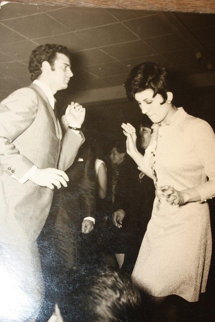 """Η θρυλική """"Κουίντα"""": Εκεί που χόρευε σέικ η Αλίκη Βουγιουκλάκη"""