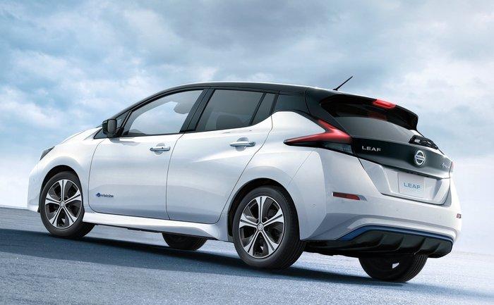Η Nissan φέρνει το ηλεκτρικό Leaf στην Ελλάδα το 2018