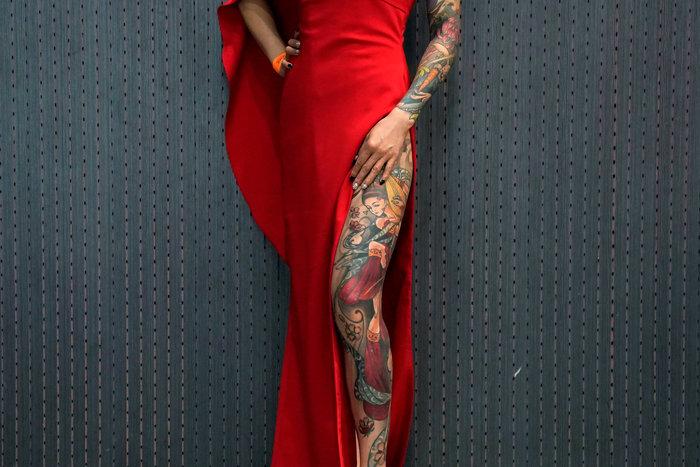 Athens Tattoo Expo: Ενα διήμερο γεμάτο μελάνι και ..happenings - εικόνα 3