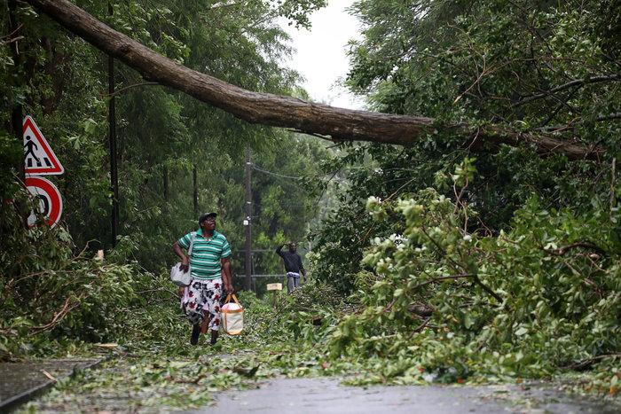 Η καταστροφική «Μαρία» σαρώνει ξανά την Καραϊβική - εικόνα 7