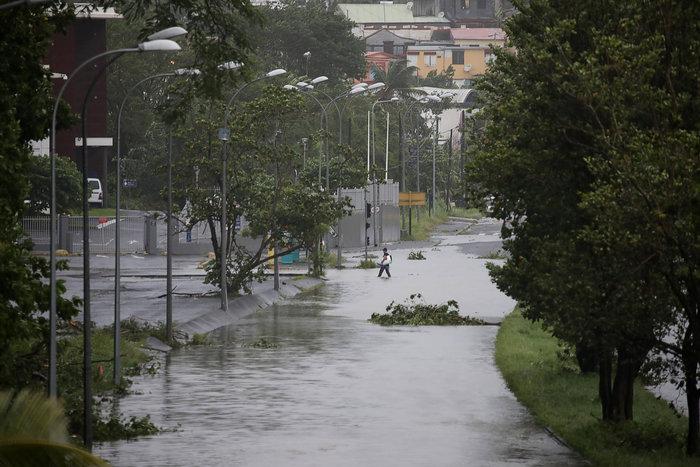Η καταστροφική «Μαρία» σαρώνει ξανά την Καραϊβική - εικόνα 10