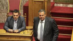 Μπλόκο από ΝΔ και ΔΗΣΥ  στο «δίπορτο» ΣΥΡΙΖΑ - ΑΝΕΛ στις ψηφοφορίες