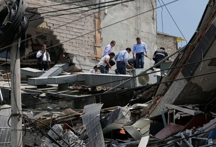 Εκατόμβη νεκρών στο Μεξικό από το φονικό χτύπημα του εγκέλαδου - εικόνα 7