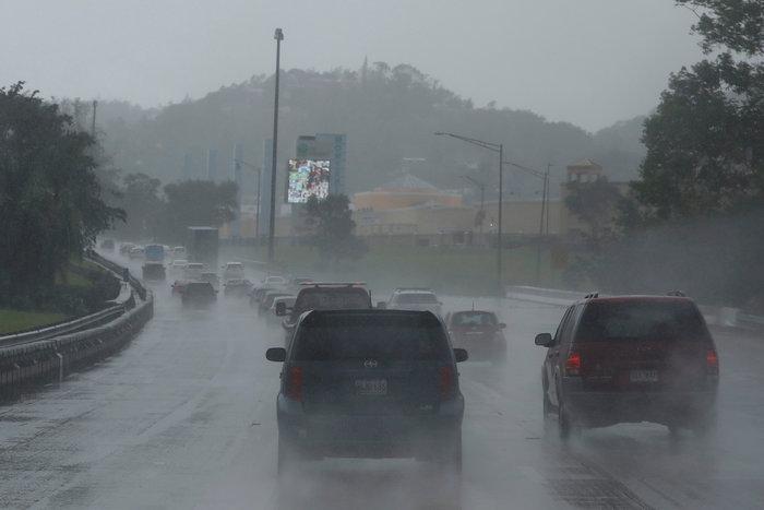 Η «Μαρία» σαρώνει την Καραϊβική και απειλεί το Πουέρτο Ρίκο - εικόνα 2