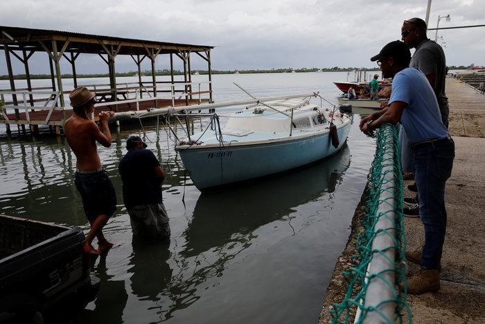 Η «Μαρία» σαρώνει την Καραϊβική και απειλεί το Πουέρτο Ρίκο - εικόνα 5