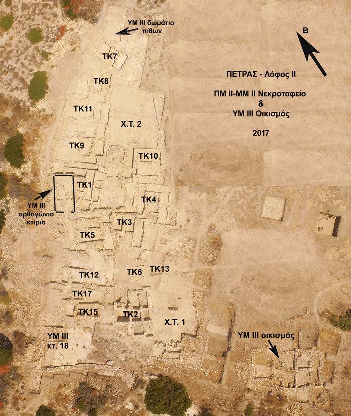 Τι έφερε στο φως η σημαντική ανασκαφή στον Πετρά Σητείας - εικόνα 3