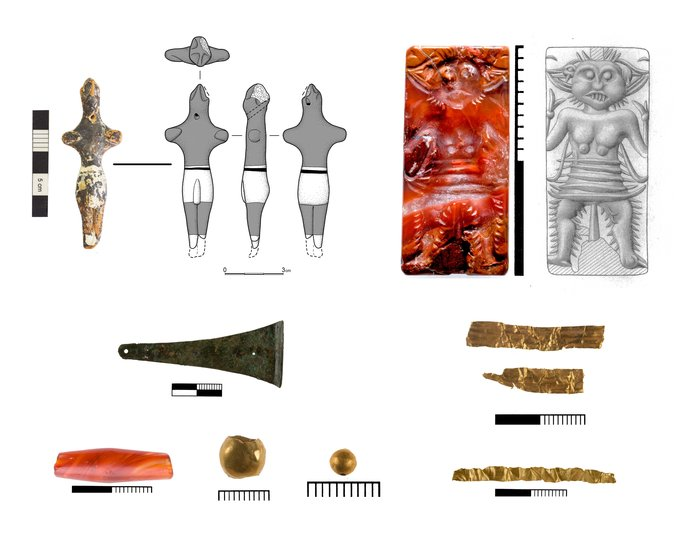 Τι έφερε στο φως η σημαντική ανασκαφή στον Πετρά Σητείας - εικόνα 2