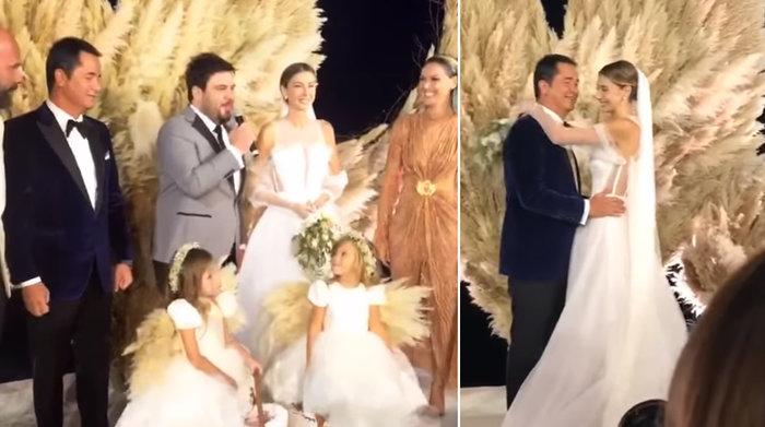Ατζούν Ιλιτζαλί: ο χλιδάτος γάμος του κ. Survivor στο Σεν Τροπέ - εικόνα 3