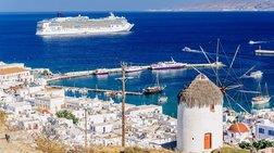 Σημαντική αύξηση 6,4% στα έσοδα από τον τουρισμό