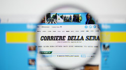 Buone Notizie ή αλλιώς Καλές Ειδήσεις από την Corriere della Sera