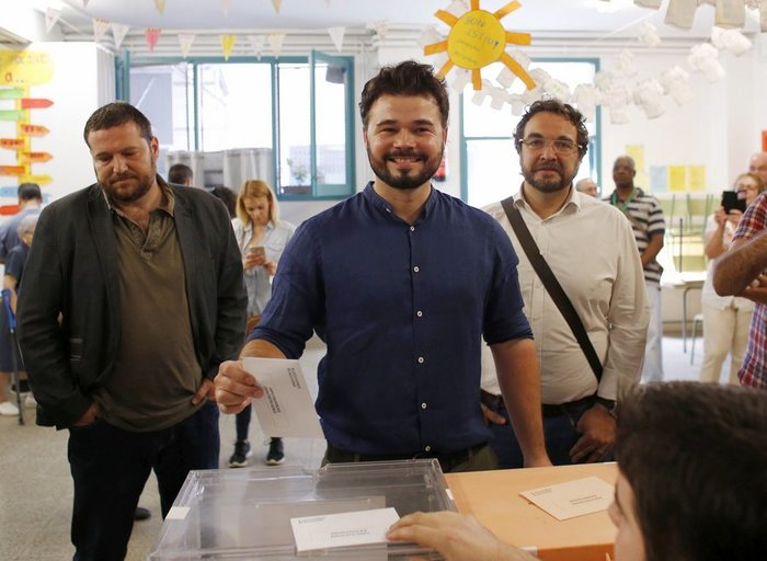 Ο Καταλανός που τραβάει το σκοινί στην κόντρα με την Μαδρίτη
