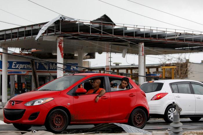 Kαταστροφή επικών διαστάσεων από τον τυφώνα «Μαρία» - εικόνα 2