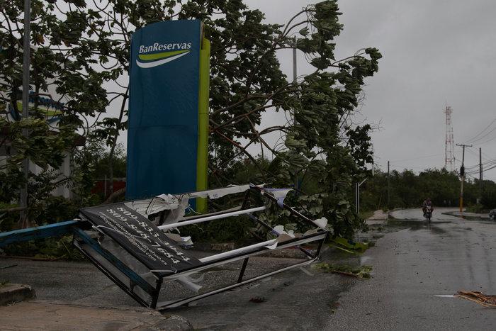 Kαταστροφή επικών διαστάσεων από τον τυφώνα «Μαρία» - εικόνα 5