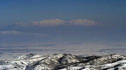 Επεσαν τα πρώτα χιόνια σε  Όλυμπο και Καϊμάκτσαλαν [ΒΙΝΤΕΟ]