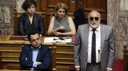 Κουρουμπλής στη Βουλή: Το αν θα παραιτηθώ θα το κρίνουν άλλοι [live]