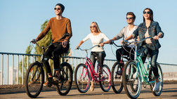 Athens Bike Festival: Η μεγάλη γιορτή του ποδηλάτου στην Τεχνόπολη