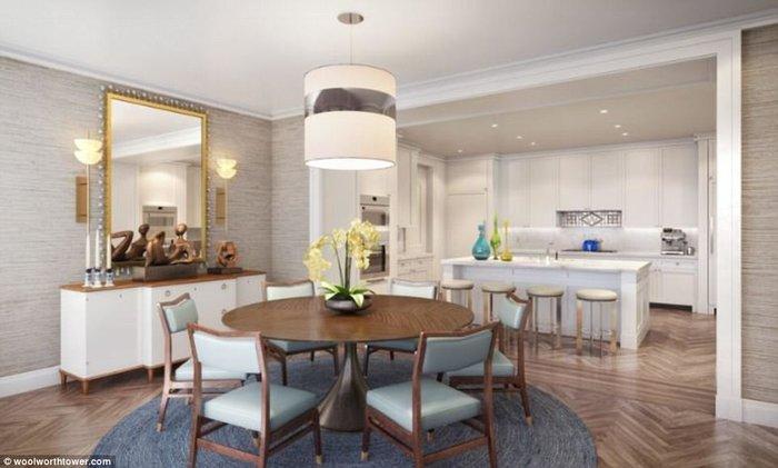 Aυτό είναι το ακριβότερο διαμέρισμα στη Νέα Υόρκη
