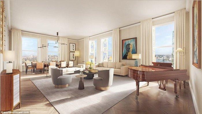 Aυτό είναι το ακριβότερο διαμέρισμα στη Νέα Υόρκη - εικόνα 2