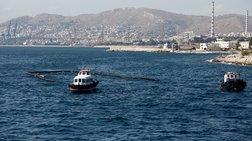 """Από το δεξαμενόπλοιο """"Siros"""" η απάντληση από το """"Αγία Ζώνη ΙΙ"""""""