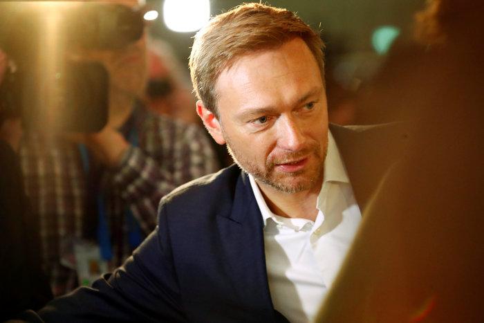 Ποιος είναι ο άνθρωπος που έβαλε ξανά το FDP στη Bundestag