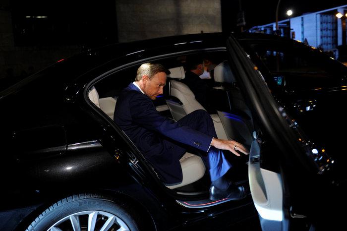 Ποιος είναι ο άνθρωπος που έβαλε ξανά το FDP στη Bundestag - εικόνα 2