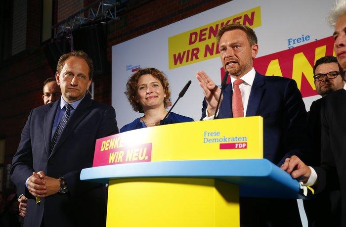Ποιος είναι ο άνθρωπος που έβαλε ξανά το FDP στη Bundestag - εικόνα 3