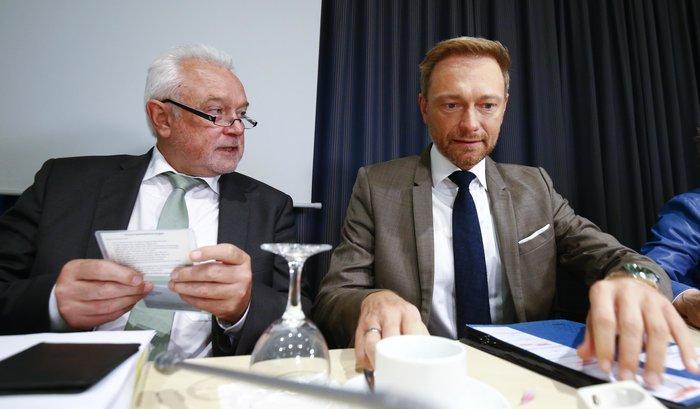 Ποιος είναι ο άνθρωπος που έβαλε ξανά το FDP στη Bundestag - εικόνα 4