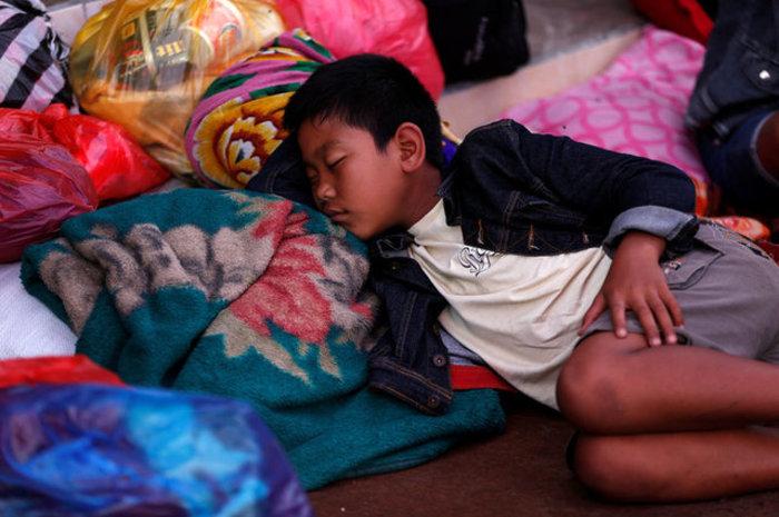 Φοβούνται το ηφαίστειο στο Μπαλί: 50.000 έφυγαν από τα σπίτια τους-Εικόνες - εικόνα 5