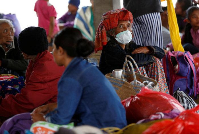Φοβούνται το ηφαίστειο στο Μπαλί: 50.000 έφυγαν από τα σπίτια τους-Εικόνες - εικόνα 6