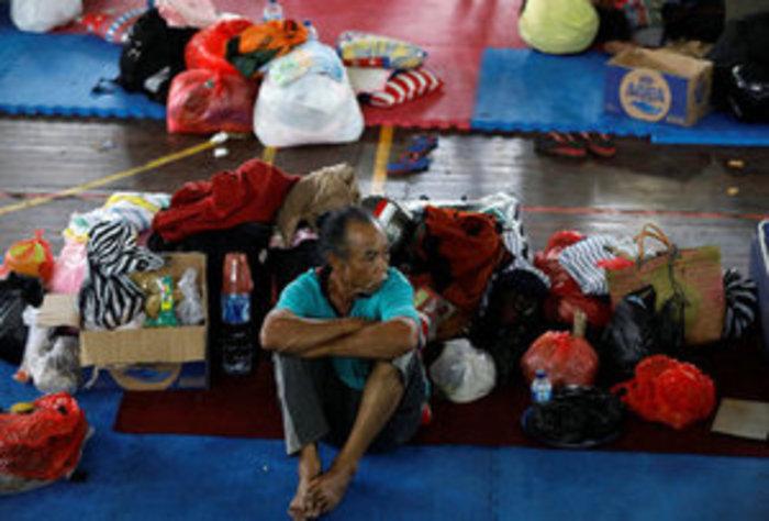 Φοβούνται το ηφαίστειο στο Μπαλί: 50.000 έφυγαν από τα σπίτια τους-Εικόνες - εικόνα 8