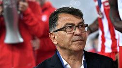 Nέος προπονητής του Ολυμπιακού o... Tάκης Λεμονής