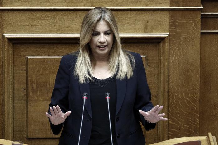 Πυρ ομάδον από την αντιπολίτευση κατά Καμμένου στη Βουλή - εικόνα 2