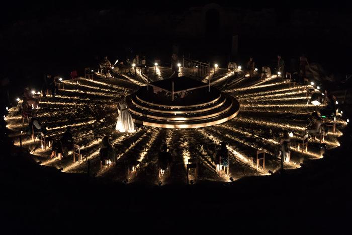 H Mήδεια έρχεται στο Ηρώδειο από το Θέατρο Τέχνης