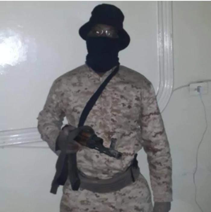 Ο Τζιχάντι Τζον μαζί με τον τρομοκράτη του Μάντσεστερ σε βίντεο