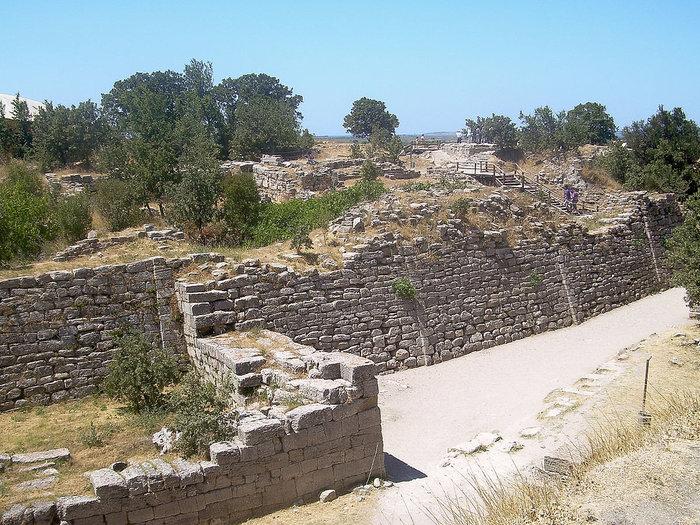 Τροία: Οι Τούρκοι αρχαιολόγοι στα αχνάρια του Ερρίκου Σλήμαν - εικόνα 3