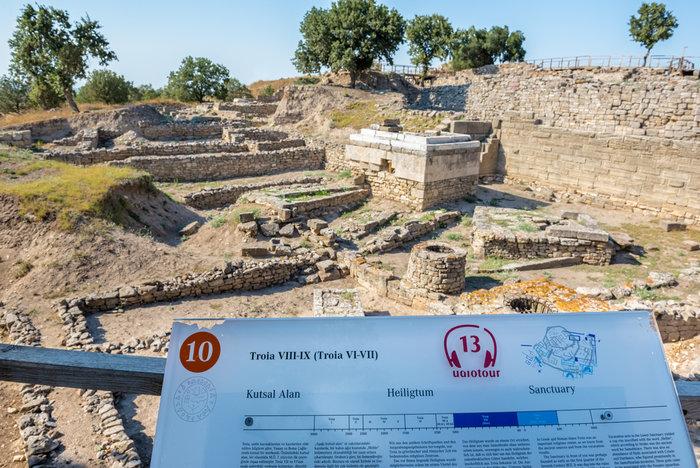 Τροία: Οι Τούρκοι αρχαιολόγοι στα αχνάρια του Ερρίκου Σλήμαν - εικόνα 4
