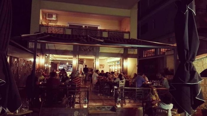 Εγκαίνια με ρακές και τσίπουρα για τη «Ρόζα» του Γεωργούλη στο Περιστέρι - εικόνα 14