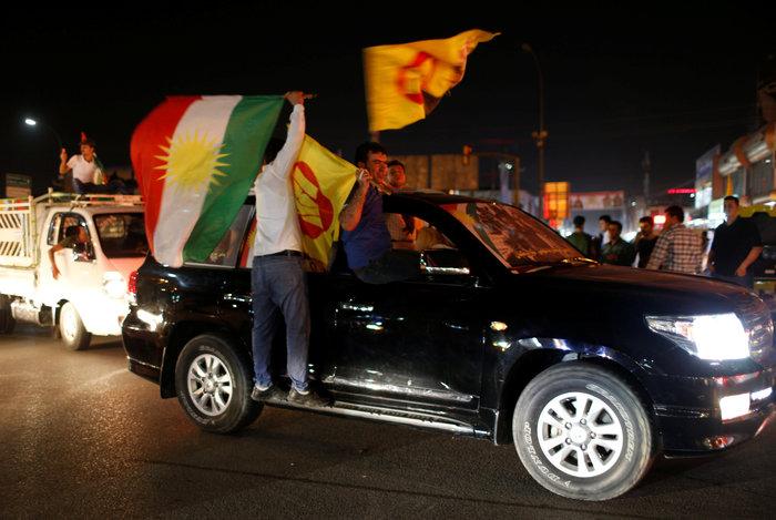 Νέες απειλές Ερντογάν κατά των Κούρδων: «Ολα στο τραπέζι»