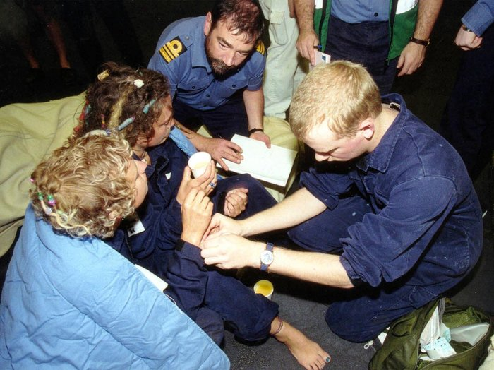 Εξπρές Σάμινα 17 χρόνια μετά - Συγκλονιστικές μαρτυρίες - εικόνα 8
