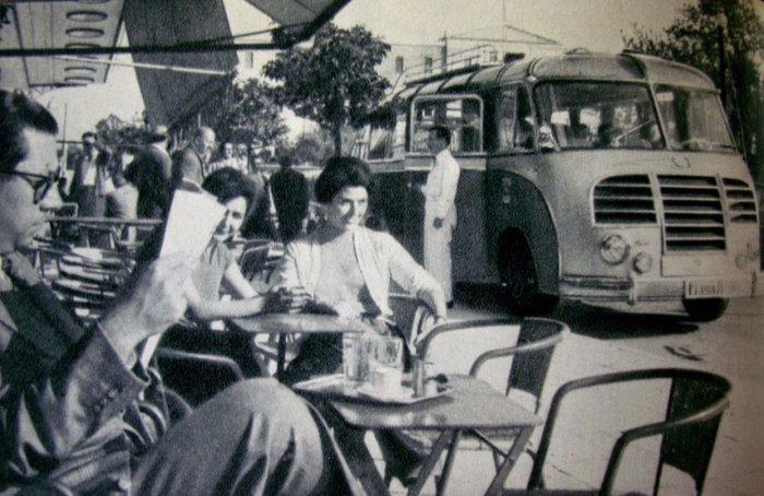 Zonar's: Εκεί που γεννήθηκε το παγωτό Σικάγο κι έπινε τον καφέ της Μελίνα - εικόνα 4