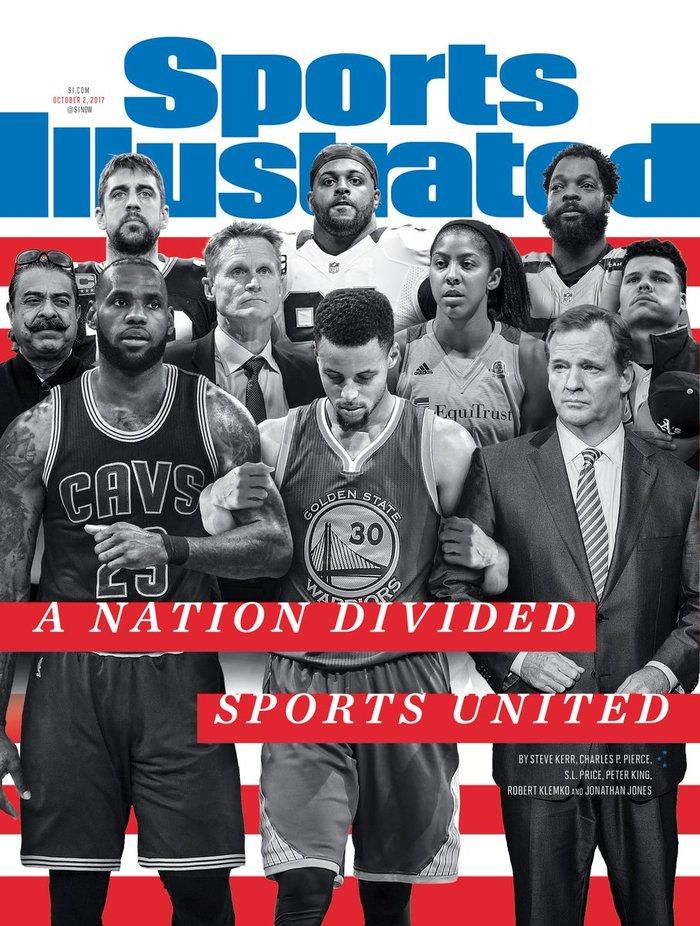 Το απίθανο εξώφυλλο του Sports Illustrated κατά του Τραμπ!