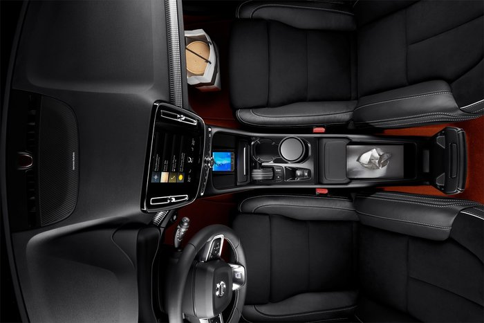 Volvo XC40: Τι μικρό SUV που «ζηλεύει» τα μεγάλα αδέρφια του - εικόνα 3