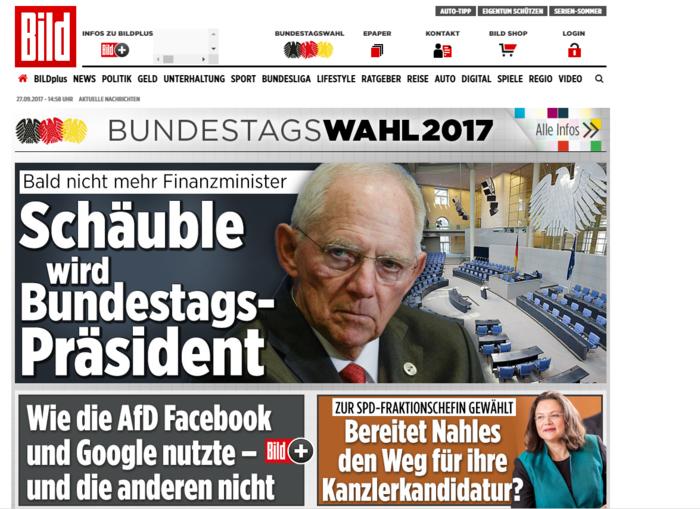 Τέλος εποχής στη Γερμανία - Αποχωρεί από το ΥΠΟΙΚ ο Σόιμπλε