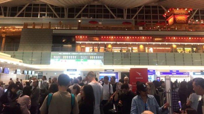 Τι προκάλεσε το χάος στα αεροδρόμια με το σύστημα check-in