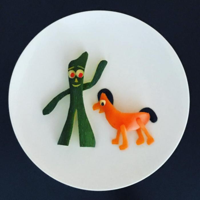 Δείτε τι έκανε μια μαμά για να φάει ο γιόκας της λαχανικά [ΕΙΚΟΝΕΣ] - εικόνα 5