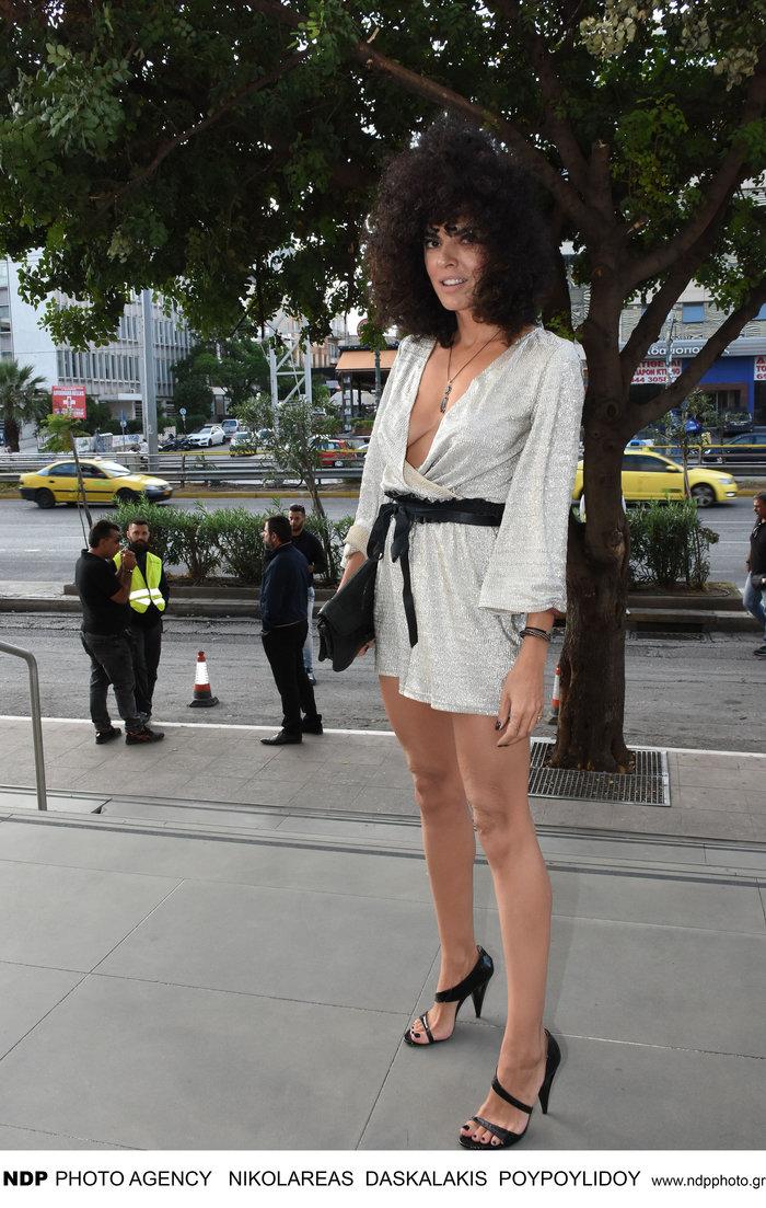 Μαρία Σολωμού - Μάριος Αθανασίου: Σπάνια κοινή εμφάνιση του πρώην ζευγαριού - εικόνα 2