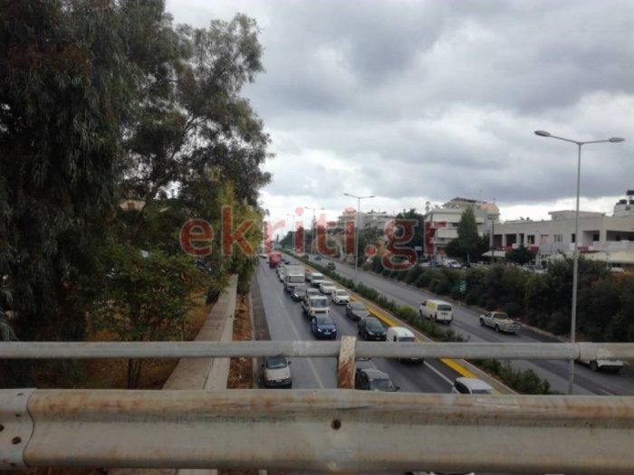 Mπαράζ τροχαίων ατυχημάτων στην Κρήτη – Εικόνες και βίντεο - εικόνα 4