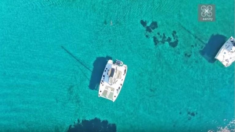 Αυτή είναι η άγνωστη «εξωτική» παραλία της Αιτωλοακαρνανίας