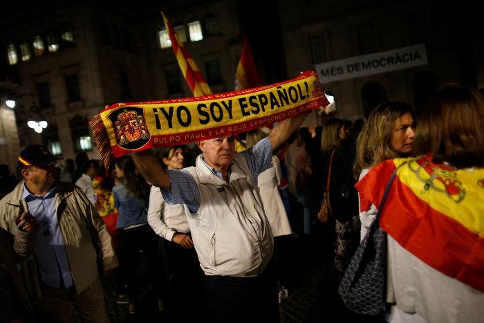 Πρωτοφανής ένταση για το δημοψήφισμα στην Καταλονία