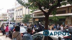 Νεκρός οικοδόμος στην Καλαμάτα, έπεσε από τον 5ο όροφο
